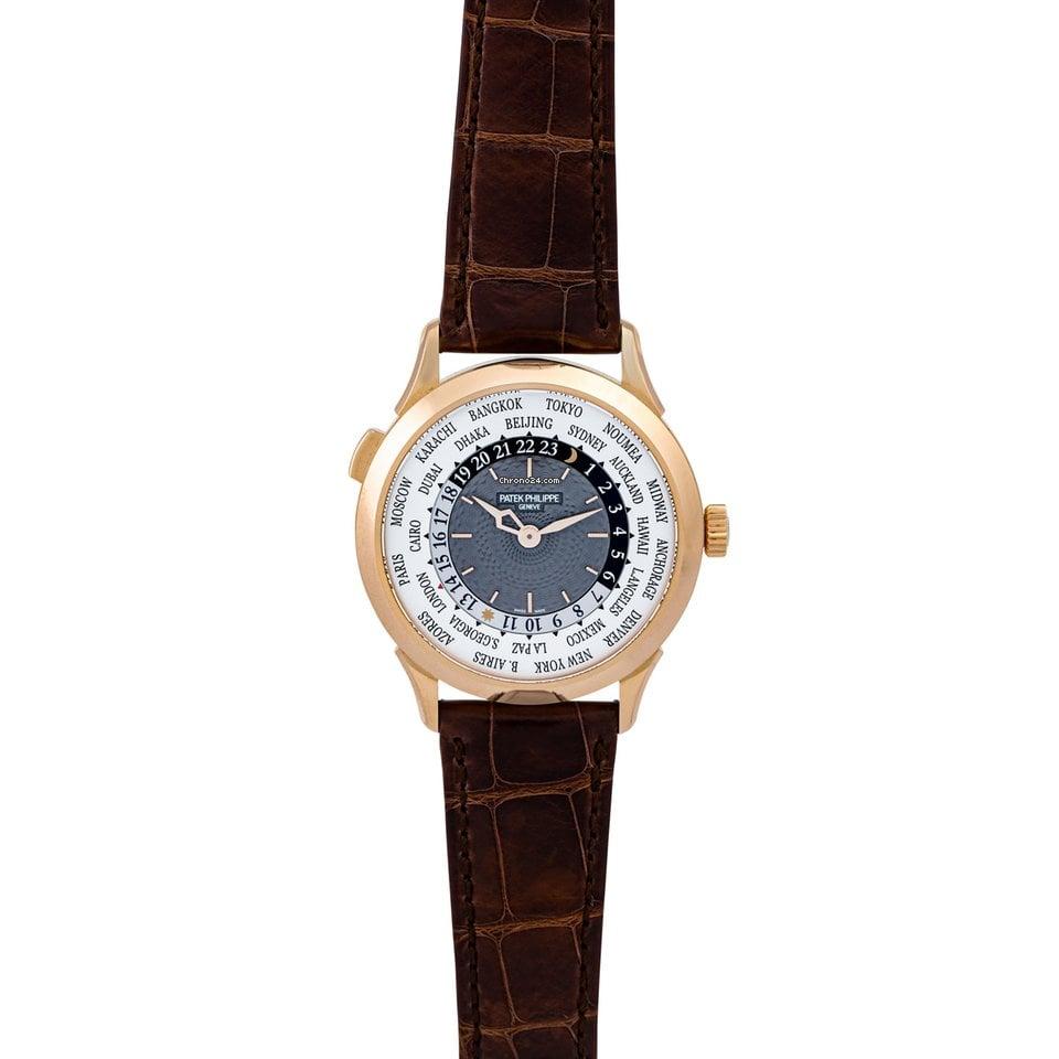 Patek Philippe World Time 5230R-001 2021 new