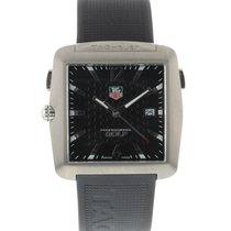 TAG Heuer Professional Golf Watch Сталь 36mm Черный Aрабские