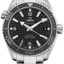 Omega Seamaster Planet Ocean Steel 42mm Black Arabic numerals United States of America, California, Moorpark