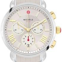 Michele Sport Sail Steel 38mm Silver Roman numerals United States of America, California, Moorpark