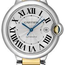 Cartier Ballon Bleu 42mm new Automatic Watch with original box W2BB0031