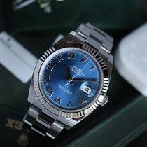 Rolex Datejust nieuw 2021 Automatisch Horloge met originele doos en originele papieren 126334-0026