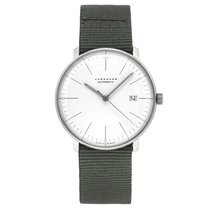 Junghans Steel 38mm Automatic 27/4001.04 new United States of America, New Jersey, Cresskill