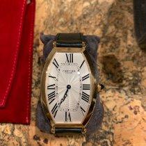 Cartier Tonneau Pозовое золото 51.4mm