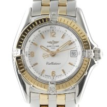 Breitling Women's watch Callistino 28mm Quartz pre-owned Watch only 2000