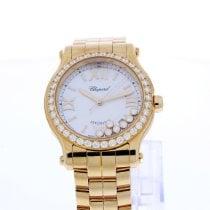 Chopard Happy Sport nieuw 2021 Automatisch Horloge met originele doos en originele papieren 274808-5007
