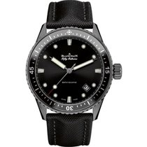 Blancpain Fifty Fathoms Bathyscaphe new Automatic Watch with original box and original papers 5000-0130-B52A