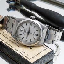 Rolex Explorer Steel 34mm White