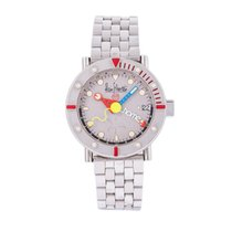 Alain Silberstein Steel 34mm Automatic MG23 pre-owned United States of America, Florida, Hallandale Beach