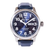 Ernst Benz Steel 44mm Automatic 40214 new United States of America, Florida, Hallandale Beach