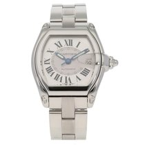 Cartier 37mm Roadster pre-owned