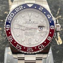 Rolex (ロレックス) ホワイトゴールド 自動巻き シルバー 文字盤無し 40mm 新品 GMT マスター II