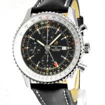 Breitling A2432212B726 Navitimer GMT 46mm новые