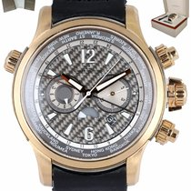 Jaeger-LeCoultre Master Compressor Extreme Rose gold 46mm Grey United States of America, New York, Smithtown