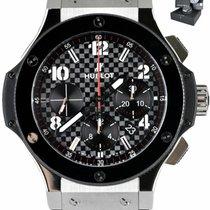 Hublot Big Bang 44 mm new Automatic Chronograph Watch with original box and original papers 301.SB.131.RX