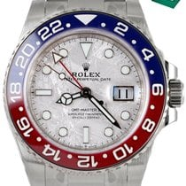 Rolex White gold Automatic 40mm new GMT-Master II