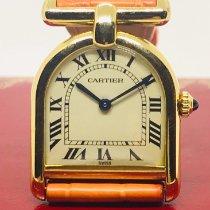 Cartier Oro giallo 22 mmmm Quarzo CARTIER CLOCHE usato Italia, Milano