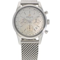 Breitling Transocean Chronograph Staal 43mm Zilver Nederland, Amsterdam