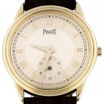 Piaget подержанные Механические 33mm Белый Сапфировое стекло
