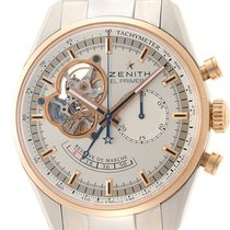 Zenith 51.2080.4021 Gold/Steel 42mm pre-owned