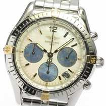 Breitling B30012 Steel Chrono Cockpit 37mm pre-owned