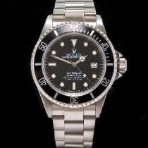 Rolex Sea-Dweller 4000 Steel 40mm Black No numerals United Kingdom, Macclesfield