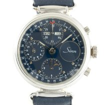 Sinn Silver Automatic Blue 37mm pre-owned