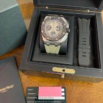Audemars Piguet Royal Oak Offshore Chronograph Staal 43mm
