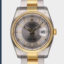 Rolex Datejust nieuw 2008 Automatisch Horloge met originele doos en originele papieren 116233