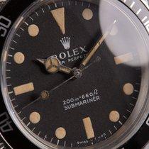 Rolex Submariner (No Date) Steel 40mm Black No numerals United States of America, Florida, Key Biscayne