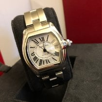 Cartier 2510 Steel 2004 Roadster 37mm pre-owned United States of America, Pennsylvania, Harrisburg