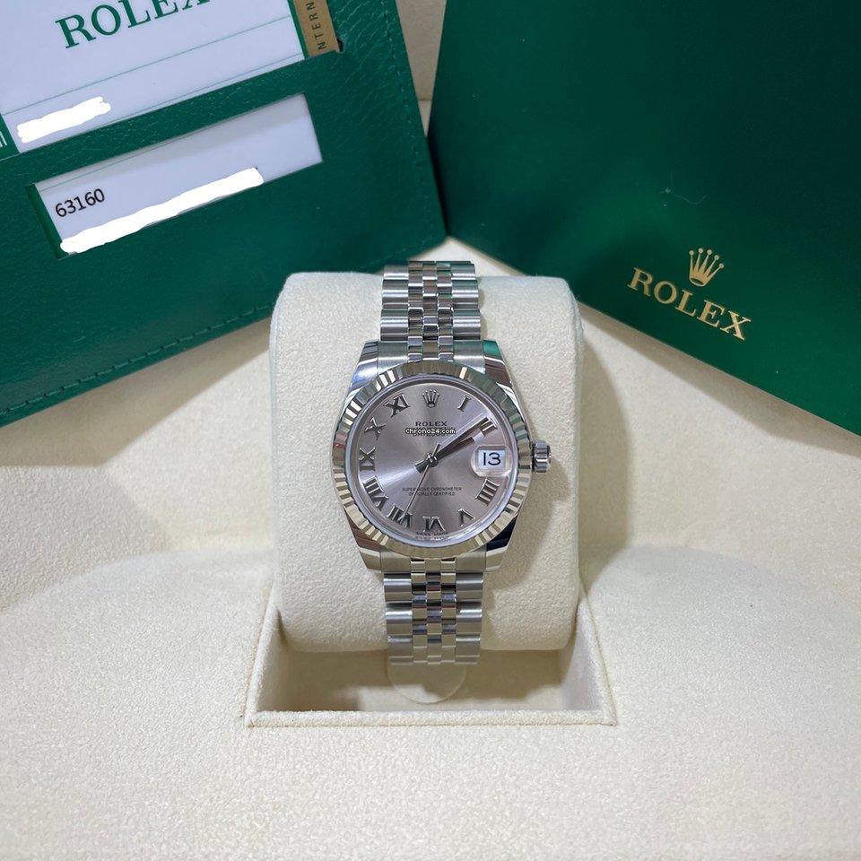 Rolex Lady-Datejust 178274 2018 new