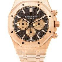 Audemars Piguet Royal Oak Chronograph nieuw Automatisch Chronograaf Horloge met originele doos en originele papieren 26331OR.OO.1220OR.02