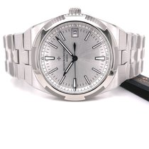 Vacheron Constantin Overseas Steel 41mm Silver No numerals United States of America, California, Beverly Hills