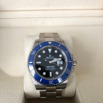 Rolex 126619LB-0003 White gold 2021 Submariner Date 41mm pre-owned
