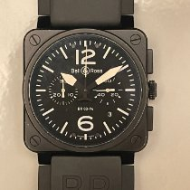Bell & Ross Steel 42mm Automatic BR03-94 pre-owned United States of America, California, Upland