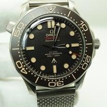 Omega Seamaster Diver 300 M Titanium 42mm Black No numerals United States of America, Pennsylvania, Moosic