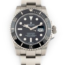 Rolex Submariner Date Steel 40mm Black No numerals United States of America, Florida, Hollywood