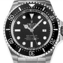 Rolex 116660 Stahl 2011 Sea-Dweller Deepsea 43mm gebraucht