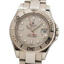 Rolex 168622 Staal 2003 Yacht-Master 35mm tweedehands