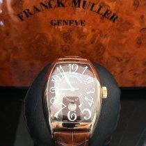 Franck Muller Casablanca 8880 SC DT Très bon Or rose 39mm Remontage automatique
