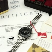 Omega ST 145.022-69 Staal 1972 Speedmaster Professional Moonwatch 42mm tweedehands