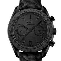 Omega Speedmaster Professional Moonwatch nuevo 2021 Automático Cronógrafo Reloj con estuche y documentos originales 311.92.44.51.01.005