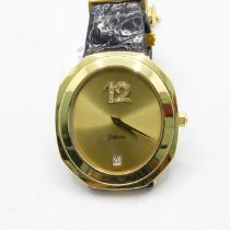 DeLaneau pre-owned Automatic 36mm Gold (solid)