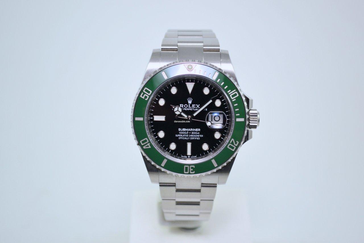 Rolex Submariner Date 126610lv Starbucks 2020 tweedehands