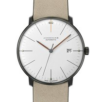 Junghans max bill Steel 38mm United States of America, New Jersey, Cherry Hill