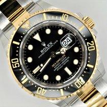 Rolex Sea-Dweller Acero 43mm Negro