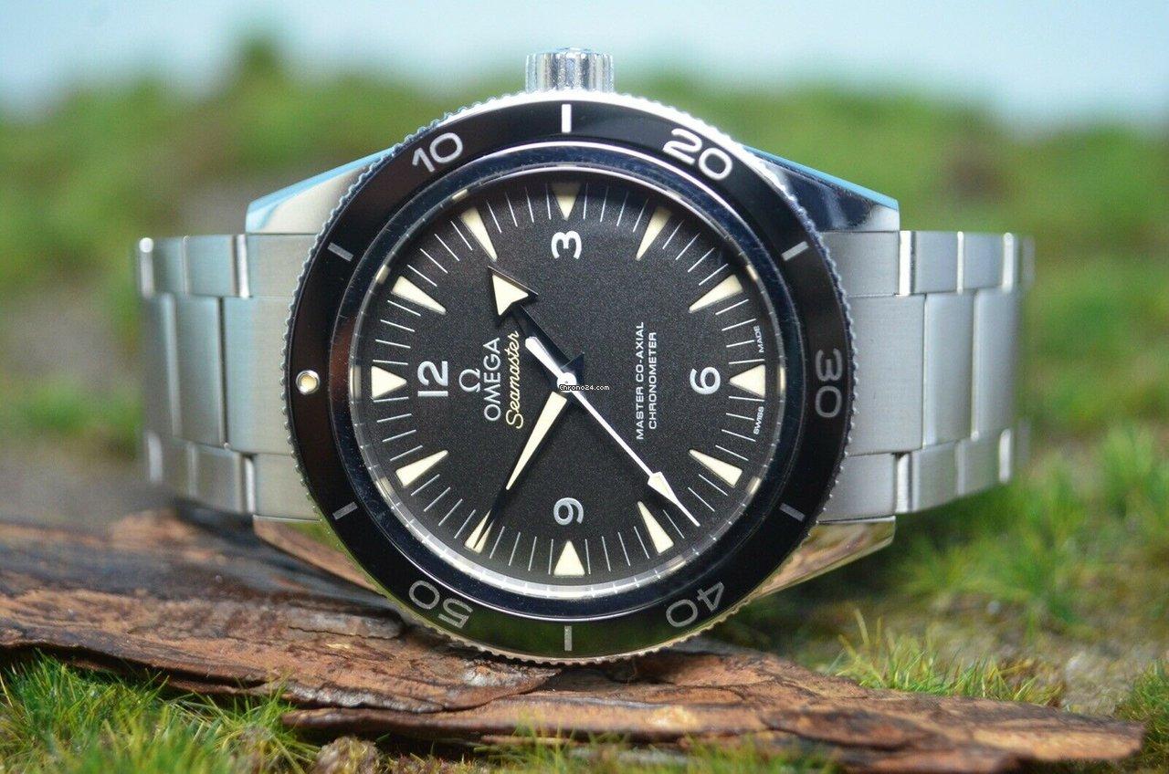 Omega Seamaster 300 23330412101001 / Code: 7961 new