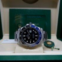 Rolex GMT-Master II Steel 40mm Black No numerals Australia, Randwick