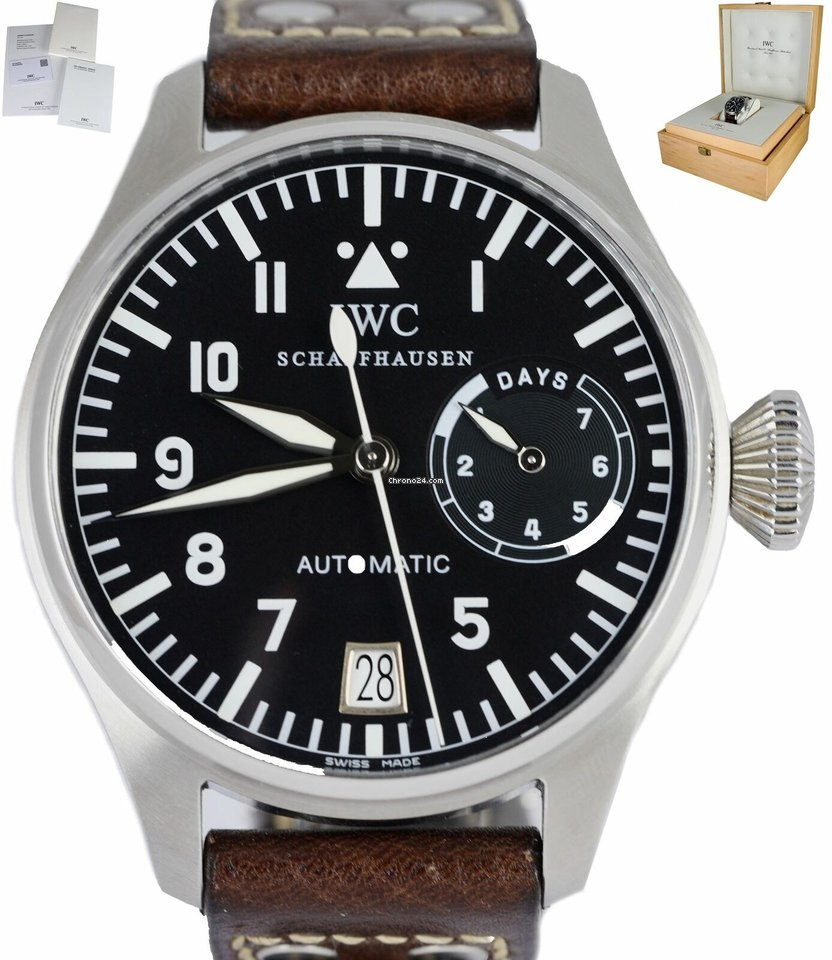 IWC Big Pilot IW500201 pre-owned